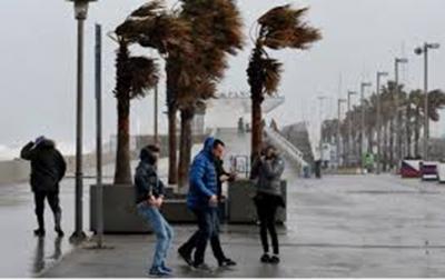 Empat Orang Tewas Saat Badai Gloria Melanda Spanyol