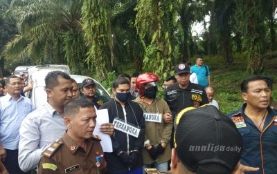 Dua Eksekutor Jamaluddin Merupakan Saudara Seayah