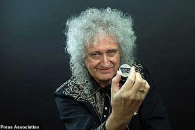 Kerajaan Inggris Keluarkan Koin untuk Menghormati Freddie Mercury