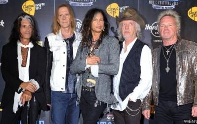 Aerosmith Tanggapi Gugatan Joey Kramer