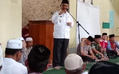 Akhyar Nasution Ingatkan Soal Kebersihan dan Bahaya Narkoba