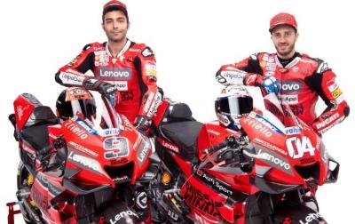 Ducati Tidak Kenal Takut untuk MotoGP 2020