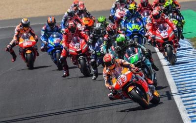 Catat, Berikut Kalender Resmi MotoGP 2020