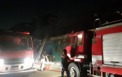 Kebakaran di Lubuk Pakam, Dua Pemilik Rumah Meninggal