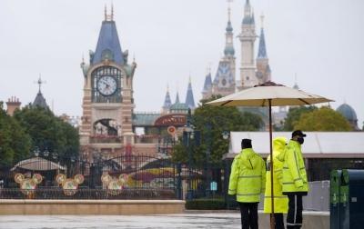 Wabah Virus Corona, Hong Kong Disneyland dan Ocean Park Tutup