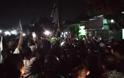 Polisi Tangkap 5 Pelaku Perusakan Masjid Al Amin