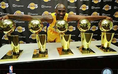 Kobe Bryant, Bintang Setia yang Mengagumi Barcelona