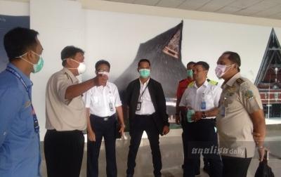 KKP Kualanamu Sediakan Ruang Karantina Pengidap Virus Corona