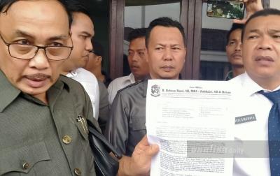 Pemecatan Dirut PD Pasar, Kuasa Hukum Rusdi: Pemko Medan Harus Patuh Hukum