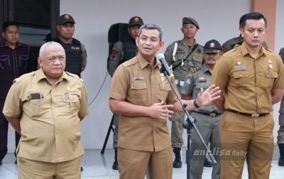 Soal Pemberhentian Rusdi, Wiriya: Silakan Tempuh Jalur Hukum