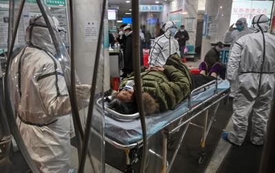 Angka Kematian Akibat Virus Corona Bertambah Jadi 106 Orang