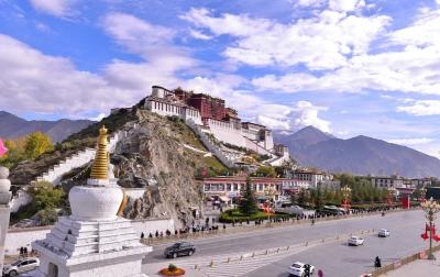 Tibet Tutup Semua Lokasi Wisata