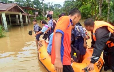 Status Tanggap Darurat di Tapteng Berlangsung Selama 7 Hari