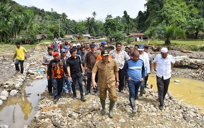 Pascabanjir Bandang, Perbaikan Rumah dan Infrastruktur Jadi Prioritas
