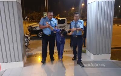 Seorang Wanita Hamil Ditemukan Tertidur di Musalla KNIA
