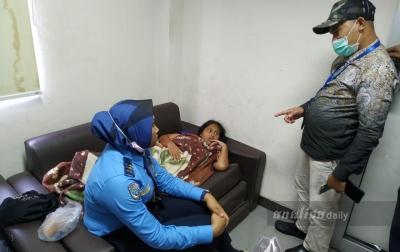 Wanita Hamil yang Tidur di Bandara Kualanamu Sudah Dua Hari Terlantar
