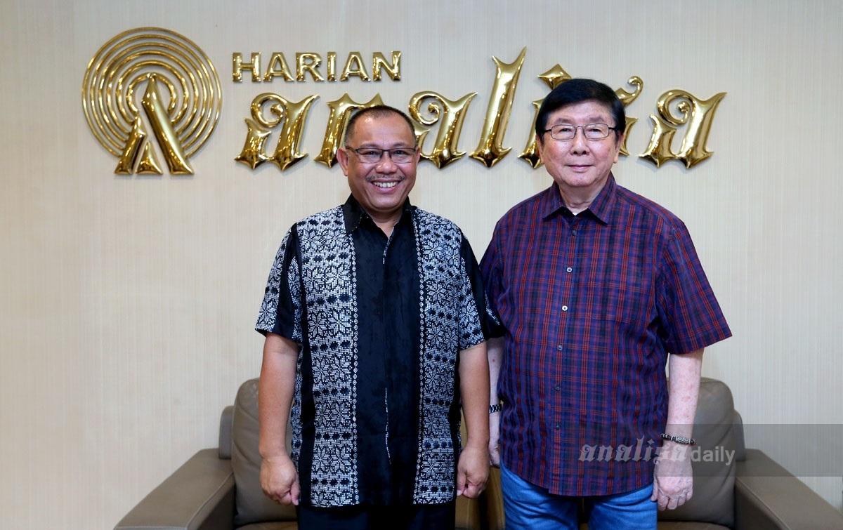 Akhyar Nasution Sampaikan Konsep Pembangunan Kota Medan