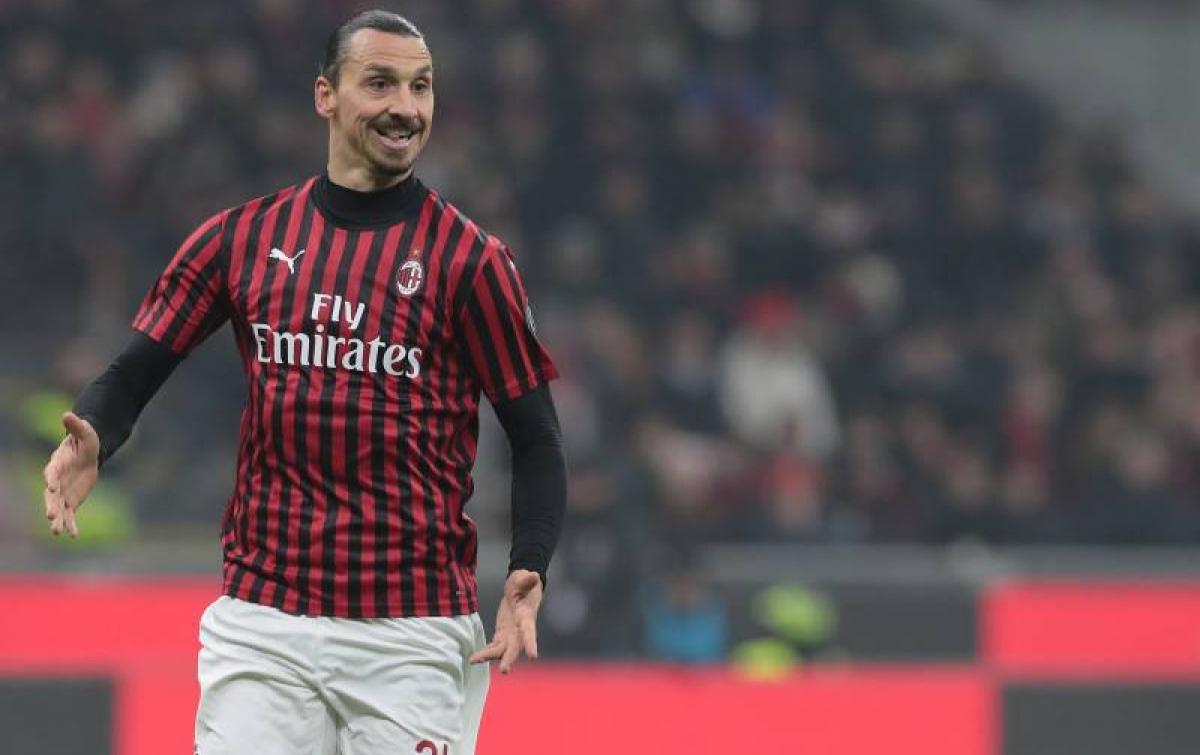 Ibrahimovic Diharapkan Tampil Dalam Derby della Madonnina