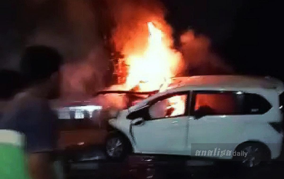 Kecelakaan Tunggal di Jalan Jamin Ginting, Pengemudi Mobil Tewas