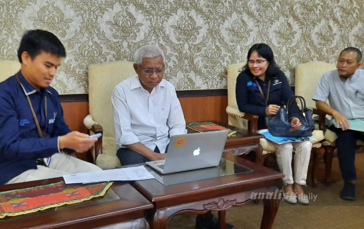 Wujudkan 'Satu Data Indonesia', BPS Asahan Sensus Penduduk Secara Online