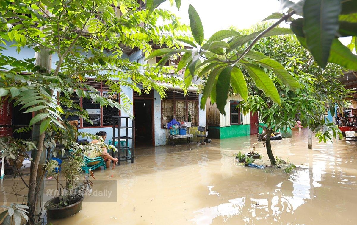 Foto: Banjir Kiriman Melanda Kota Medan
