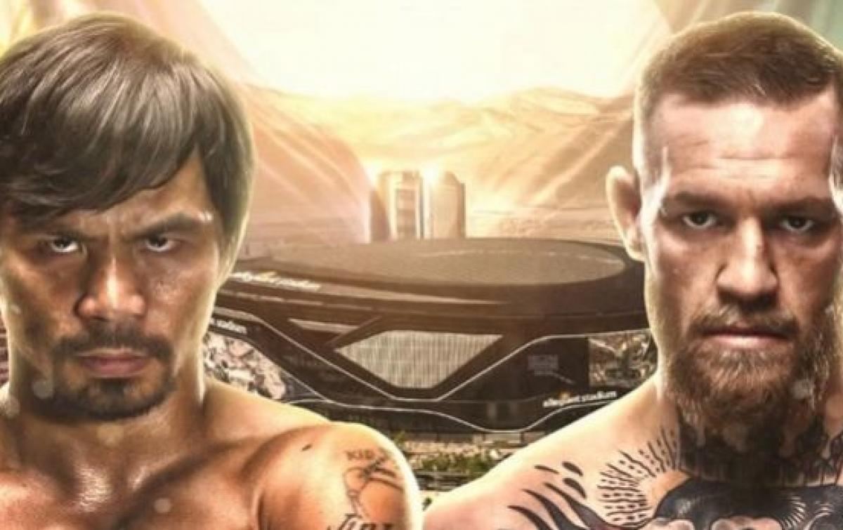 Manny Pacquiao Berpeluang Duel Melawan McGregor