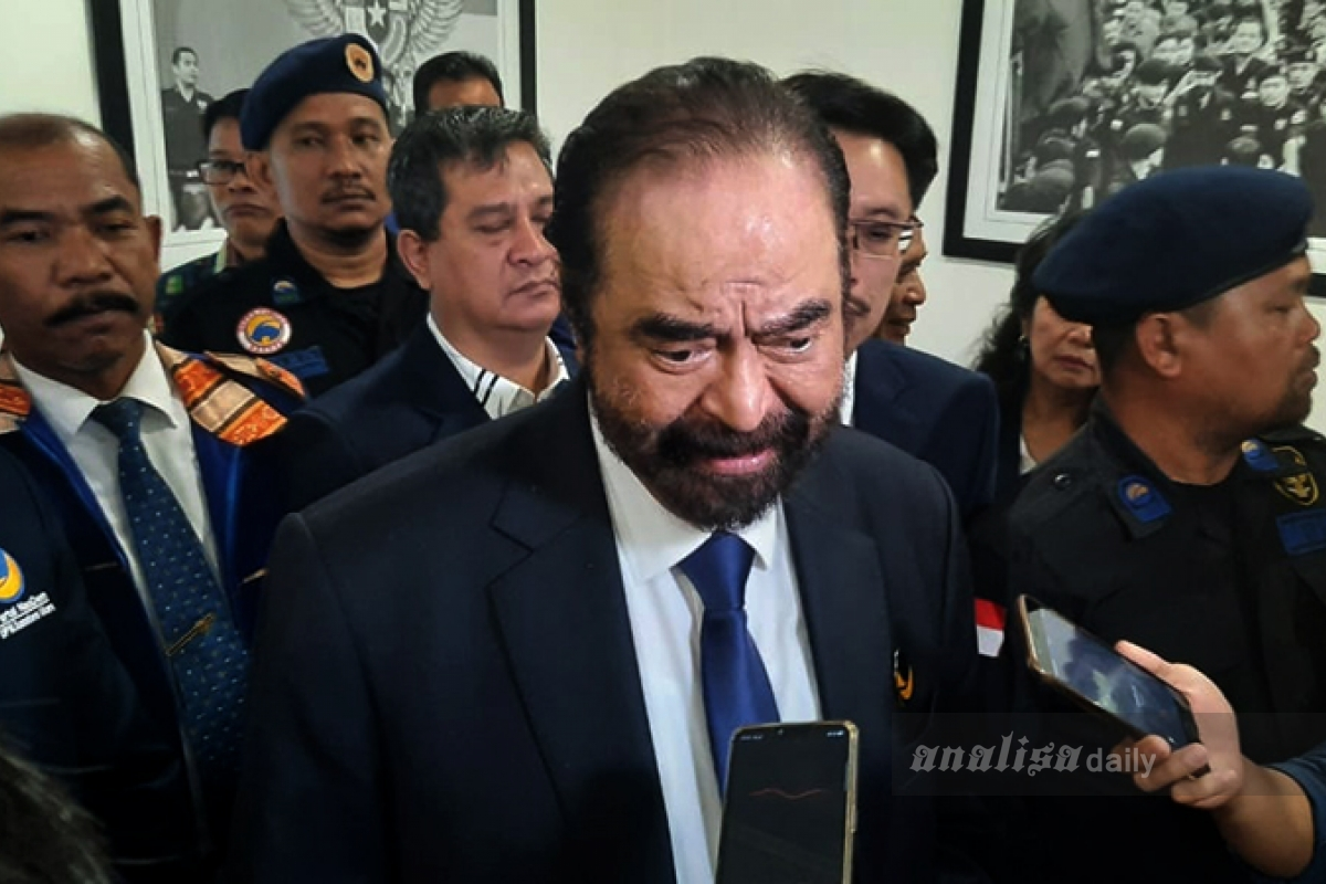 Surya Paloh: Bobby Nasution Penuhi Kriteria NasDem