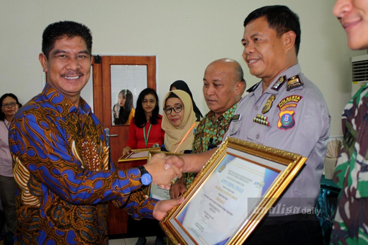 Polresta Deliserdang Raih Dua Penghargaan KPPN