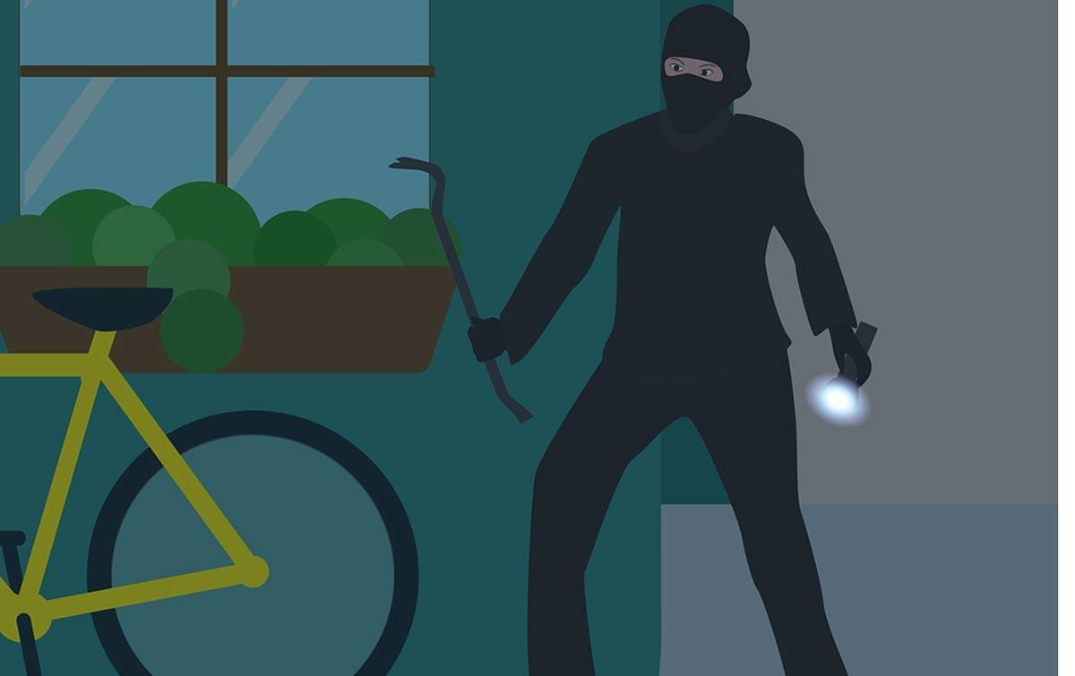 Pencuri Televisi Ditangkap Polsek Medan Barat