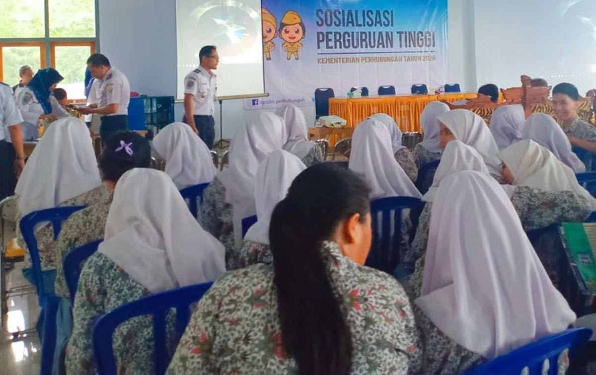 Poltekbang Medan Sosialisasi Sipencatar 2020 di Kendari