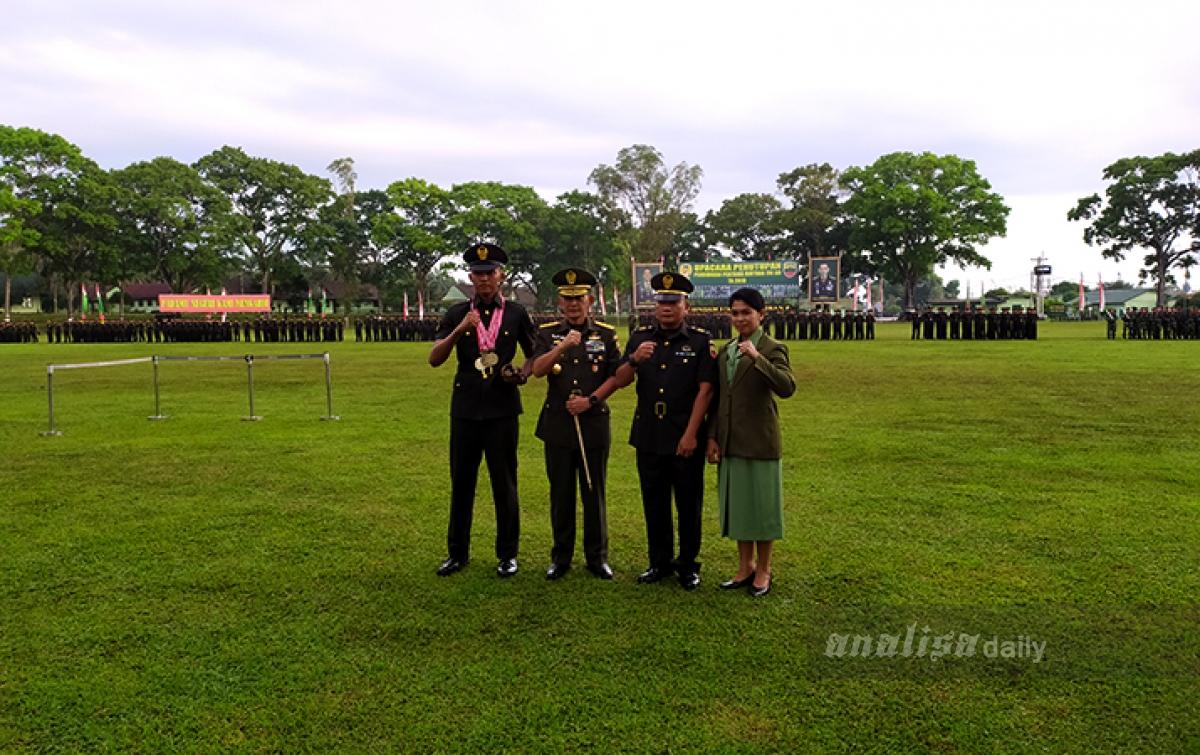 Pesan Pangdam I/BB ke Prajurit TNI: Jaga Kehormatan Diri