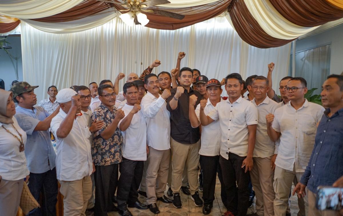 Pilwalkot 2020: Medan Utara Dukung Bobby Nasution