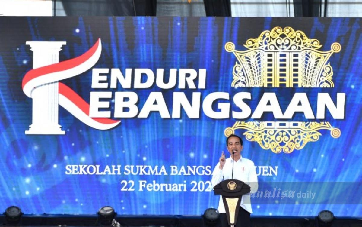 Presiden Minta Pemerintah Aceh Prioritaskan Anggaran Untuk Pengentasan Kemiskinan