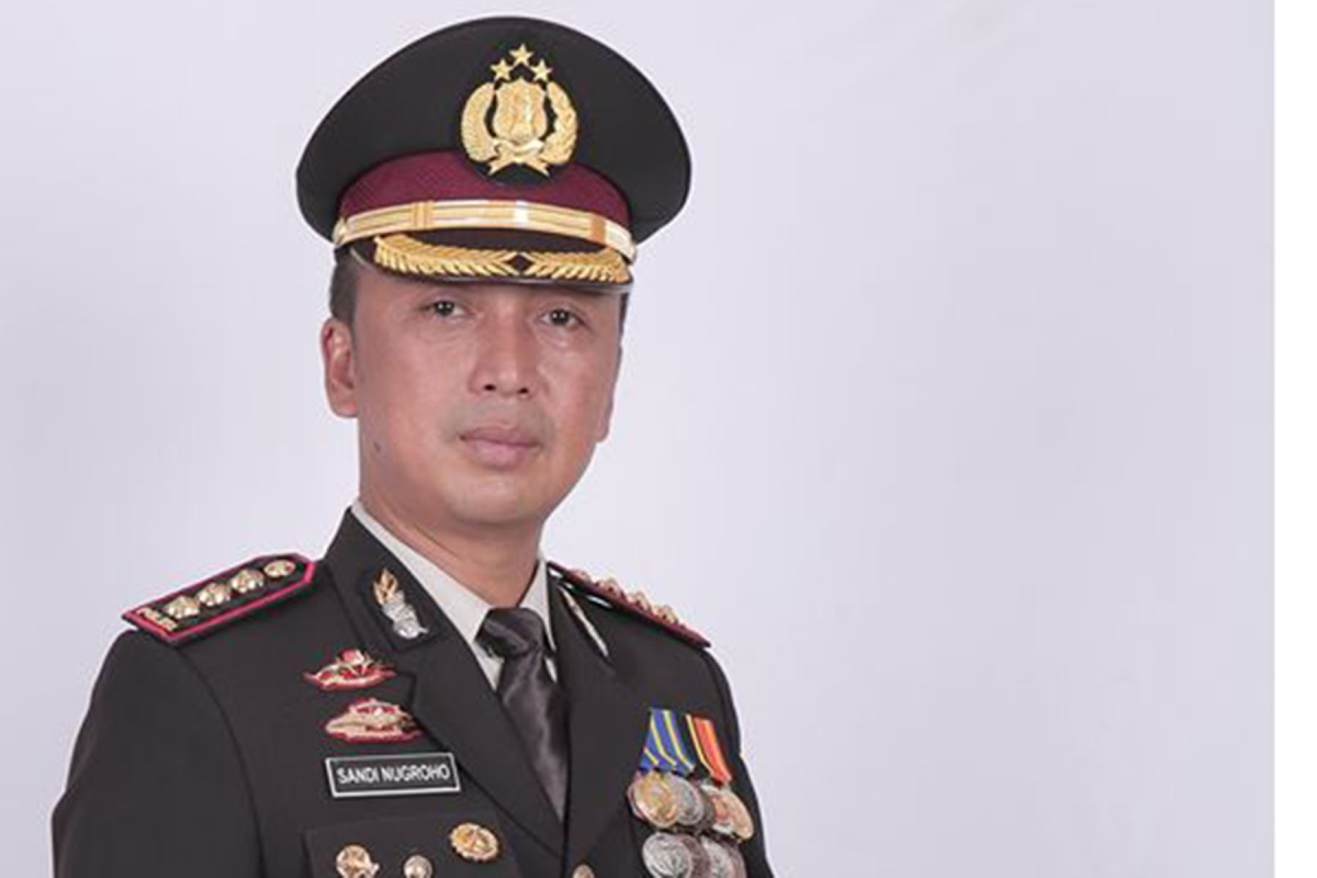 Mantan Kapolrestabes Medan Raih IPK 4, Rektor USU Ucapkan Selamat