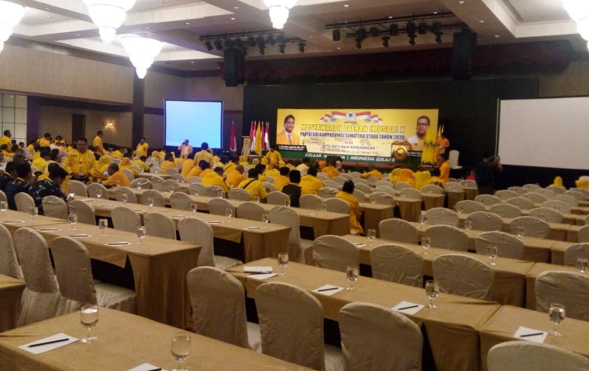 Proses Pemilihan Ketua Golkar Secepat Kilat, Kader Senior Nilai Seperti Main-main