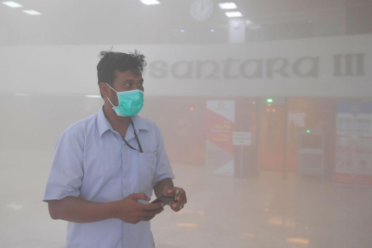 Asap di Gedung DPR, Kapolda Metro Jaya: Tidak Ada Api