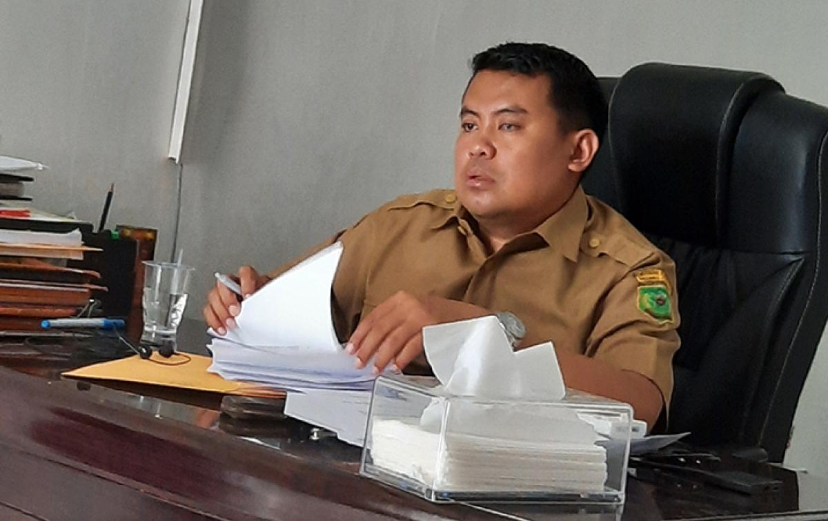 Pemkab Padanglawas Belum Serahkan LKPD
