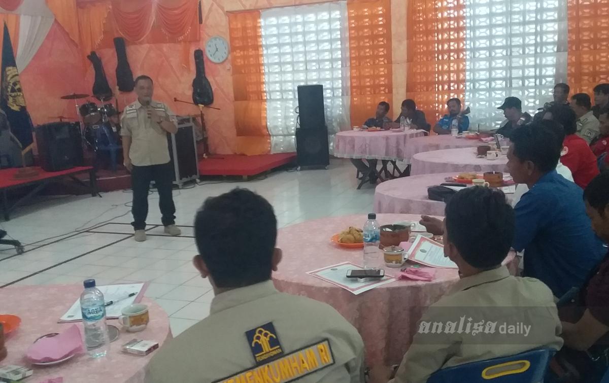 Lapas Siborongborong Over Kapasitas Hingga 200 Persen
