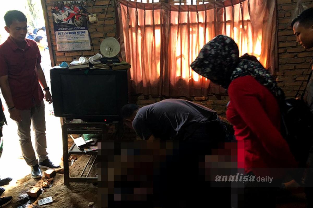 Cemburu, Motif Suami Tega Habisi Nyawa Istri di Deliserdang