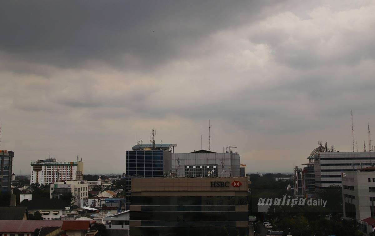 Waspada Potensi Dampak Hujan Lebat