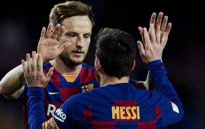 Diperlakukan Tidak Baik, Rakitic Mengkritik Barcelona