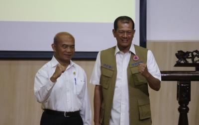 Rakornas BNPB, Doni: Mari Kerja Sama Melindungi Rakyat