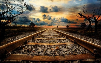 Diduga Disambar Kereta Api, Seorang Pria Meninggal Dunia