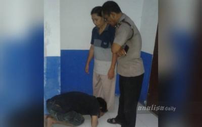 Ancam Orang Tua, Seorang Pria Ditangkap Polisi