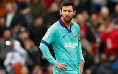 Konflik Dengan Abidal, Manchester City Siap Menampung Messi