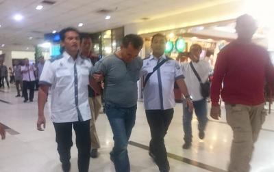 Anggota Polisi Ditangkap Setelah Buron Dua Tahun