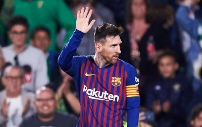 Juventus Pantau Situasi Messi di Barcelona