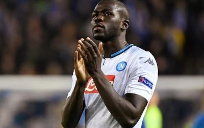 Manchester United Terdepan Untuk Koulibaly
