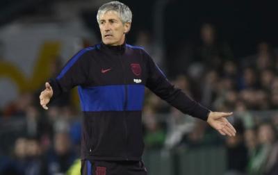 Barcelona Alami Kesulitan Melawan Real Betis