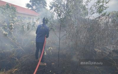 Kebakaran Lahan Terjadi di Aceh